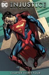 Injustice: Gods Among Us: Year Five (2015-) #34