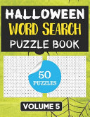 Halloween Word Search Puzzle Book PDF