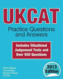 Ukcat Practice Questions and Answers