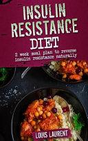 Insulin Resistance Diet Meal Plan Book PDF