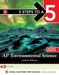5 Steps to a 5  AP Environmental Science 2020 Elite Student Edition