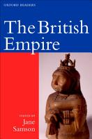 The British Empire PDF
