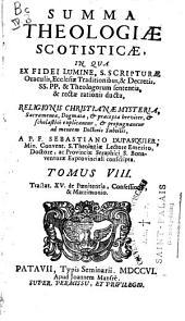 Summa theologiae scotisticae...