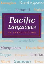 Pacific Languages: An Introduction