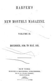 Harper's New Monthly Magazine: Volume 2