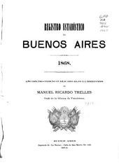 Registro estadístico de la Provincia de Buenos Aires: Volumen 13