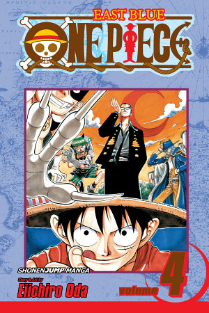 One Piece  Vol  4