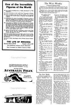 Saturday Review of Literature PDF
