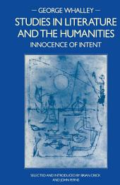 Studies in Literature and the Humanities: Innocence of Intent