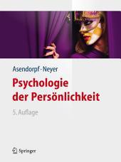Psychologie der Persönlichkeit: Ausgabe 5