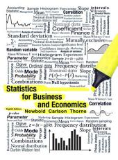 Statistics for Business and Economics: Edition 8