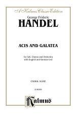 Acis and Galatea (1719)