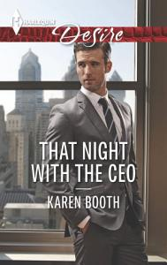 That Night with the CEO Book