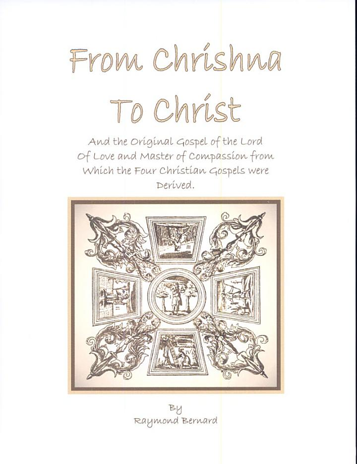From Chrishna to Christ