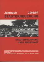 Jahrbuch Stadterneuerung 2006 2007 PDF