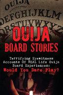 Ouija Board Stories PDF
