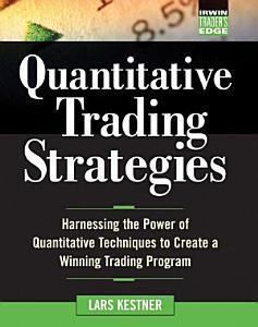 Quantitative Trading Strategies PDF