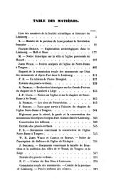 Bulletin de la Société Scientifique et Littéraire du Limbourg: Volume 5