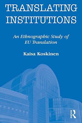 Translating Institutions PDF