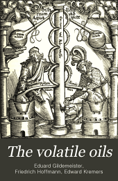 The Volatile Oils