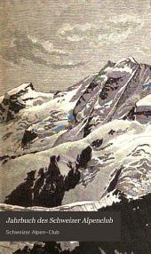 Jahrbuch des Schweizer Alpenclub: Band 15