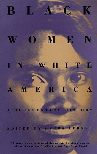 Download Black Women in White America Book