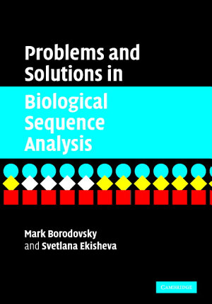 Problems and Solutions in Biological Sequence Analysis
