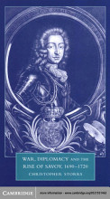 War  Diplomacy and the Rise of Savoy  1690   1720 PDF