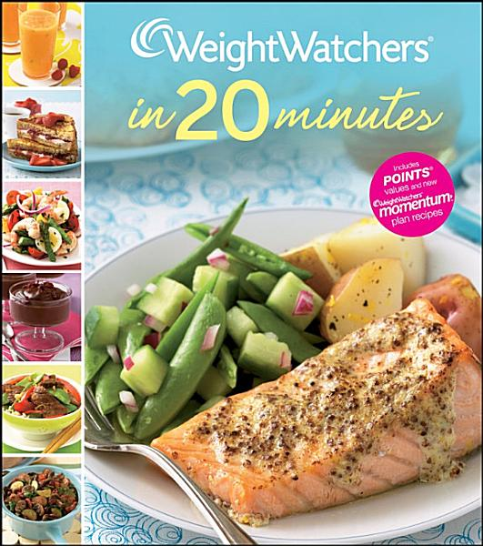 Download Weight Watchers In 20 Minutes Book