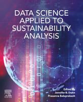 Data Science Applied to Sustainability Analysis PDF
