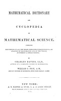 Mathematical Dictionary and Cyclopedia of Mathematical Science PDF