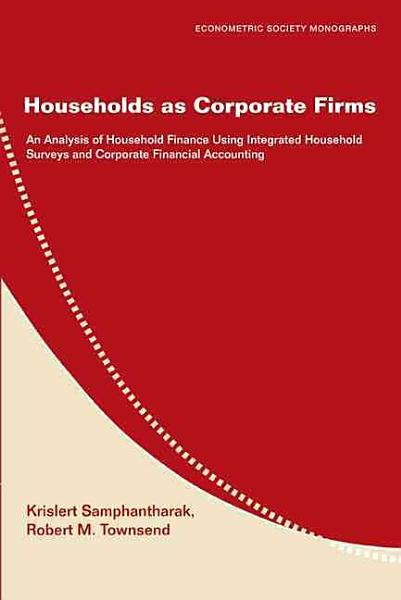 Households as Corporate Firms PDF