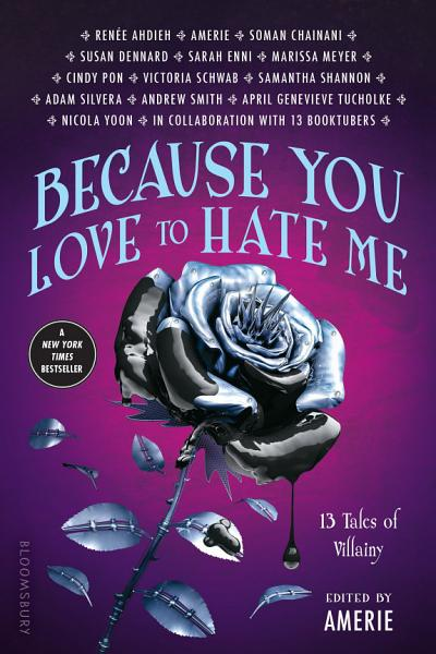 Download Because You Love to Hate Me Book