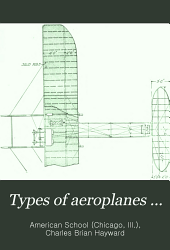 Types of Aeroplanes ...