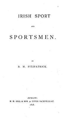 Irish Sport and Sportsmen