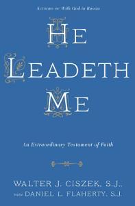 He Leadeth Me Book