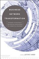 Business Network Transformation PDF