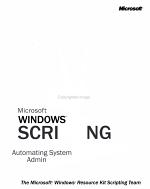 Microsoft Windows 2000 Scripting Guide PDF