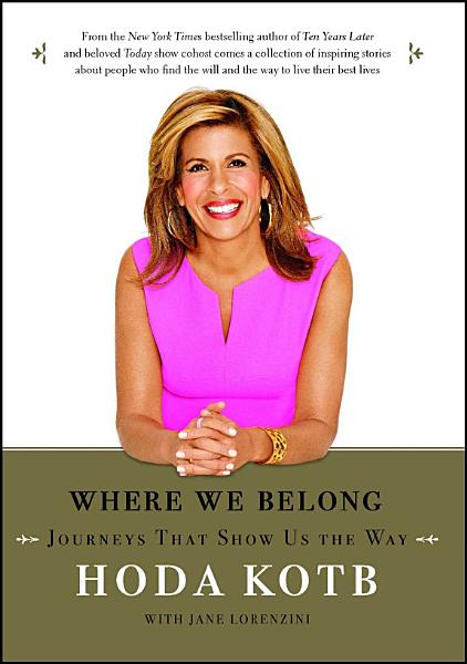 Download Where We Belong Book