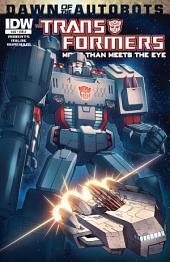 Transformers: More Than Meets the Eye #28 - Dawn of the Autobots