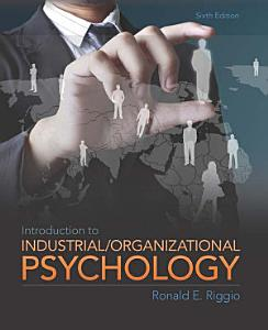 Introduction to Industrial and Organizational Psychology Book