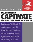 Macromedia Captivate for Windows