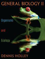 General Biology II PDF