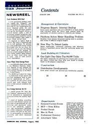American Gas Journal Book PDF