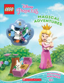 Princesses  Adventures  LEGO Disney Princess  Activity Book with Minibuild
