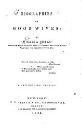 Biographies of Good Wives