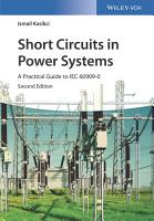 Short Circuits in Power Systems PDF