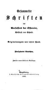 Gesammelte Schriften des Verfassers der Ostereier: Bände 15-16