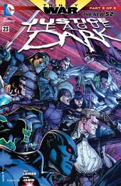 Justice League Dark (2011-) #23