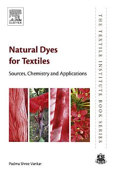 Natural Dyes for Textiles PDF